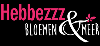 Hebbezzz Bloemen logo